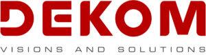 Dekom Logo